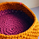 Thumbnail: Purple and Orange Urchin Pet Bed