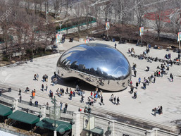 Is This Art? Chicago's Iconic Cloud Gate aka 'The Bean'