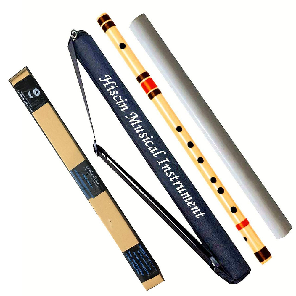 Amazon Purchase link to Hiscin B natural Base Professional Flute 21 inches