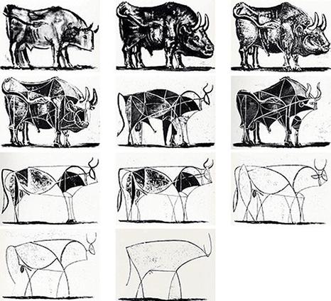 "Picasso: ""el toro soy yo"""
