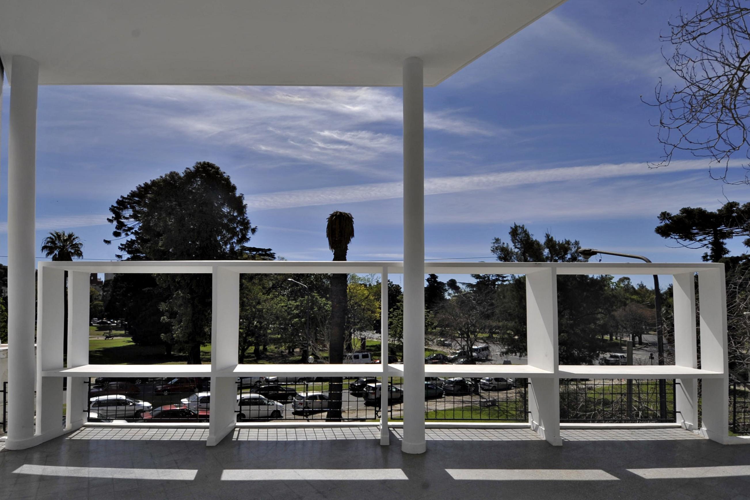 Le Corbusier - Casa Curutchet