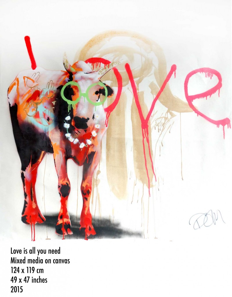 Love-is-all-you-need-Mixed-media-on-canvas-124-x-119-cm-2015-1-800x1024