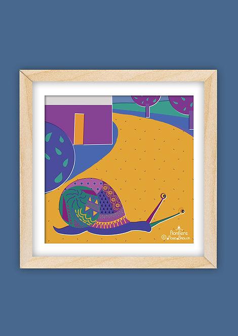 Snail (Square)