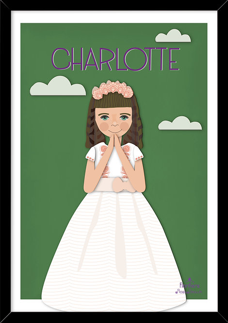 Charlotte First Communion