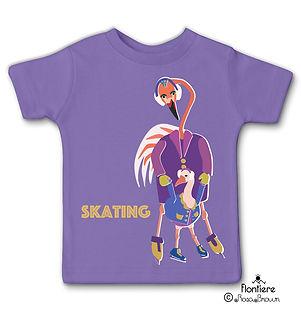 t-shirt-children flamingo1.jpg