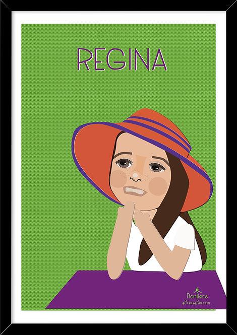 Regina Portrait