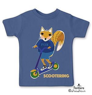 t-shirt-children fox1.jpg