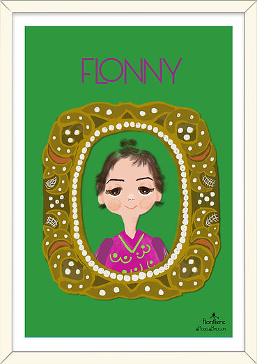 flonny in a frame with name.jpg