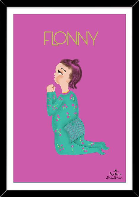 Flonny Praying