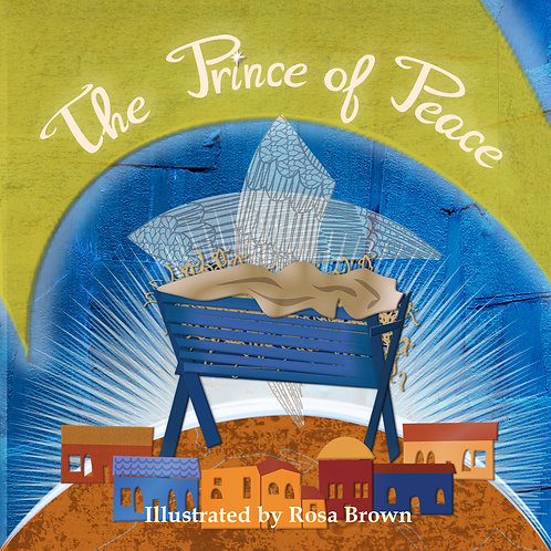 """""""The Prince of Peace"""" Illustrated Concertina Book"""