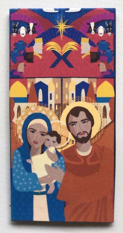 Joseph, Mary and Baby Jesus Set of 3