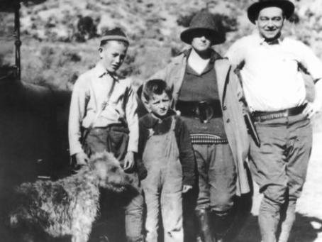 John Wayne Got the Nickname 'Duke' Thanks To A Dog