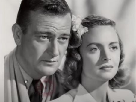 Through the Years--A John Wayne Video Scrapbook