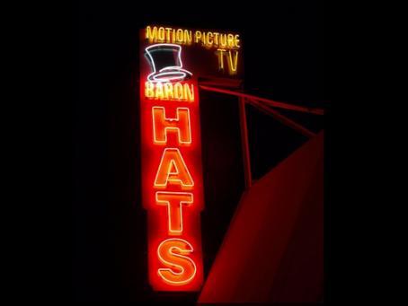 John Wayne's Last Hatmaker, Baron Hats