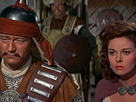 Capsule Review of the Week: 'The Conqueror' (1956) May Be Duke's Most Embarrassing Film