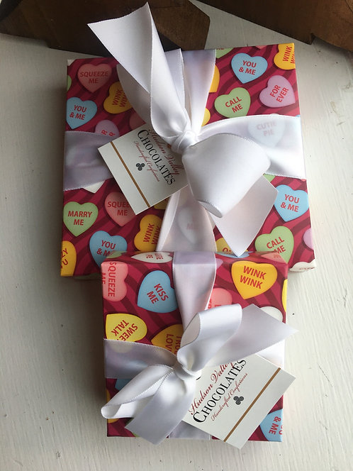 Valentines 4 assorted pieces