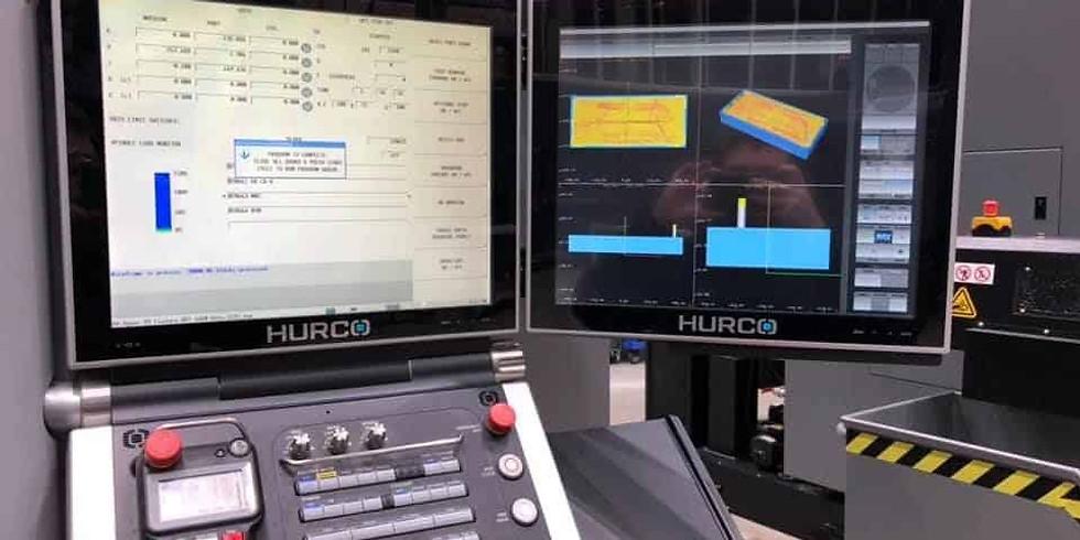 CNC Mill & Lathe Programming and Set-Up