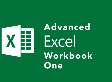 Advanced Excel II - February 26 ($89)