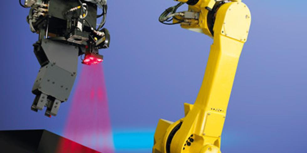 Integrated Robot (IR) Vision