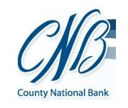 County National Bank Logo