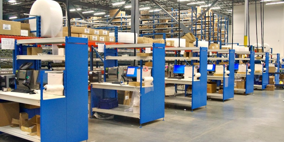 5S Manufacturing Organize & Clean