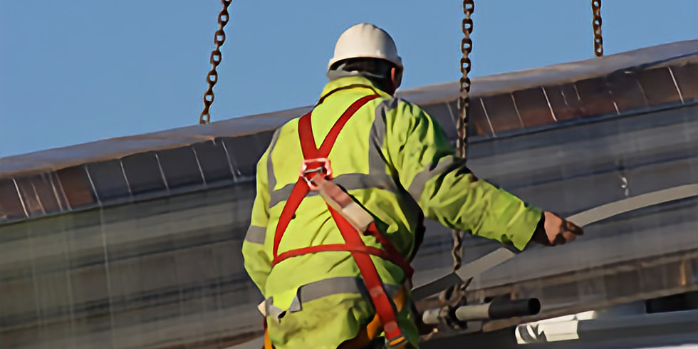Safety, Rigging and Machine Leveling