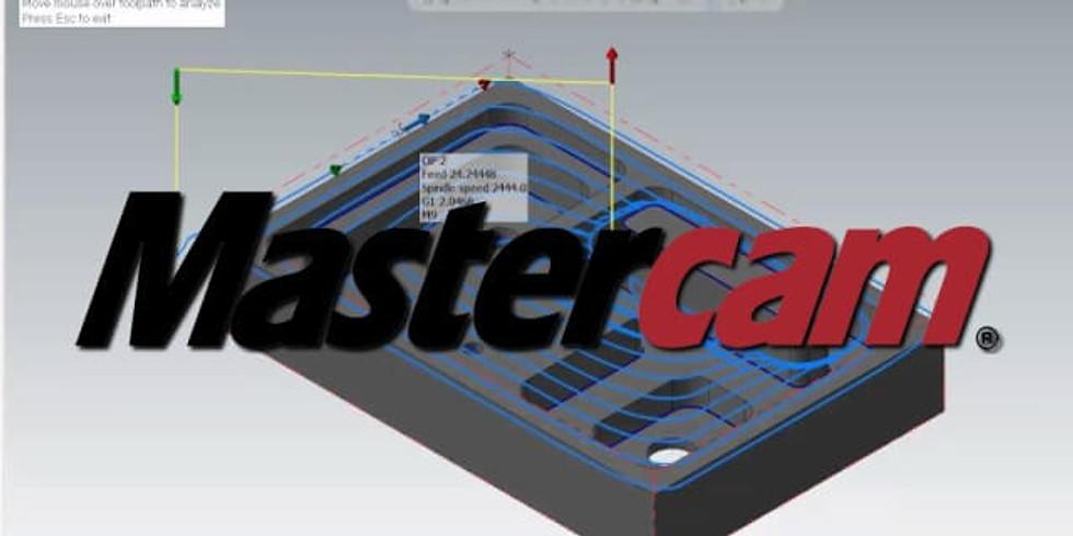 3D Mastercam