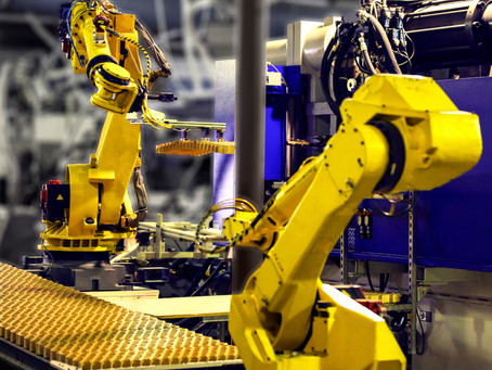 Great Opportunity to Learn how to Program Robots (FANUC)!