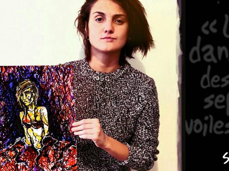 Découvrez nos artistes peintres Stivi et Nelly Roy!