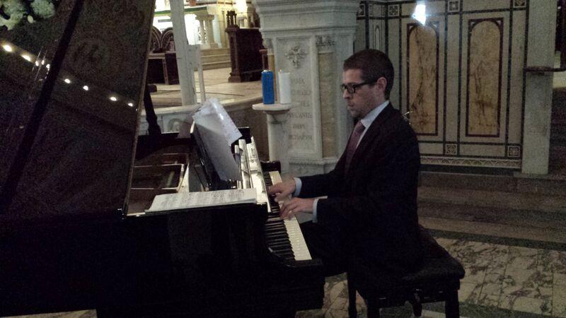 Jérémie Pelletier, pianiste