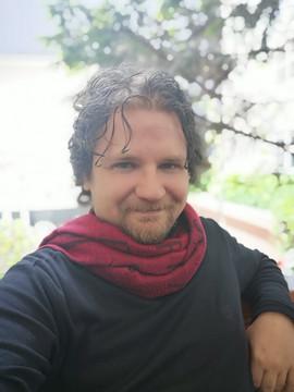À la découverte de nos artistes de l'Opéra Rabbi/Jésus de Normand Gasnier: Mirco Michelon, Mette