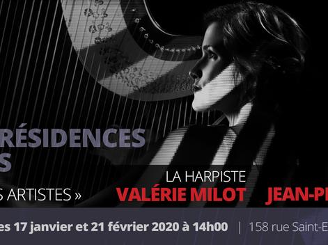 À la découverte de nos artistes des Concerts dans les résidences des ainés: Le Pianiste Virtuose Jea