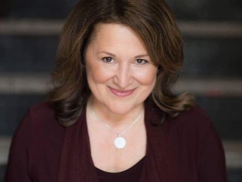 Notre Présidente d'Honneur, la soprano de renom Chantal Lambert!