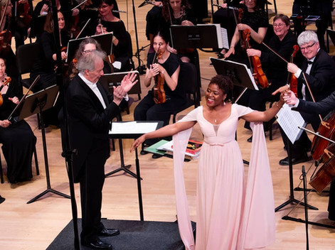 À la découverte de nos artistes du Concert Bénéfice du FOSE: la sublime soprano Suzanne Taffot!
