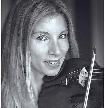 Helga Dathe violoniste
