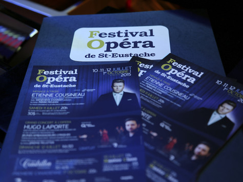 Place à la 6e édition du FestivalOpéra