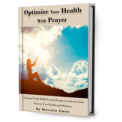 Optimize your Health with Prayer