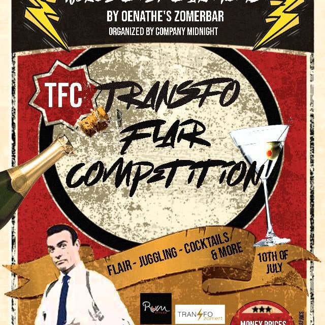 Transfo Flair Competition