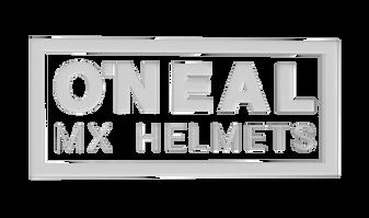 O'neal Helmets MX Logo Konstantin Baumann