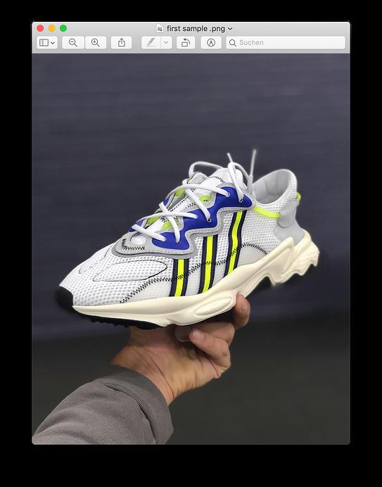 adidas originals Ozweego Design Konstantin Baumann kamuii process steps pusha t footwear design industrial design kmauii_id kamuii.ooo adiprene sneaker kicks