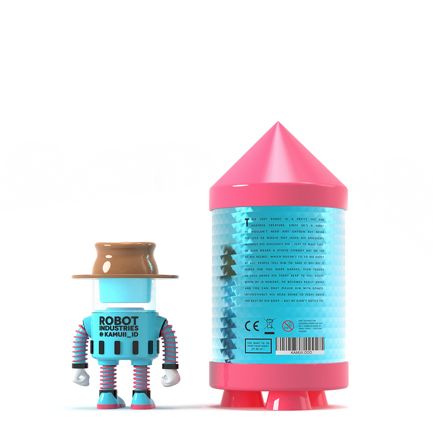 toy design product design packaging industrial design spacebot spencer konstantin baumann kamuii.ooo