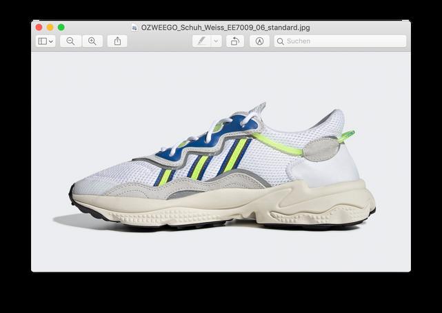 adidas originals Ozweego Design Konstantin Baumann kamuii process steps pusha t footwear design industrial design kmauii_id kamuii.ooo adieprene sneaker kicks