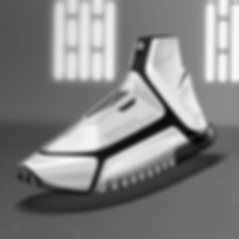 Sneaker Renderings Konstantin Baumann kamuii_id kamuii.ooo Industrial Design Photoshop Sketch scribble starwars star wars stormtrooper galatic empire concept kicks