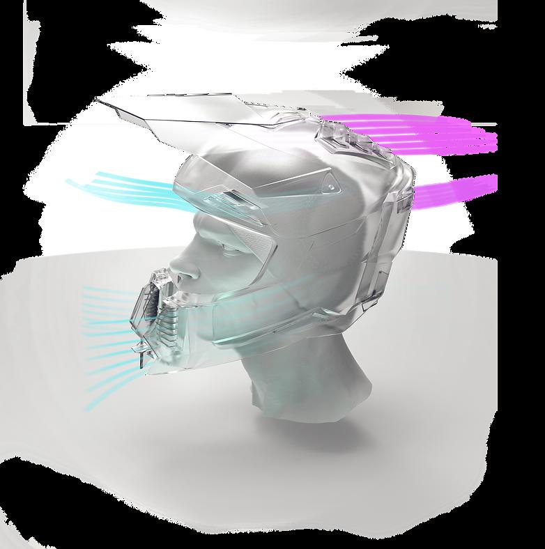 Konstantin Baumann MX Helmet O'neal Helm Industrial Design
