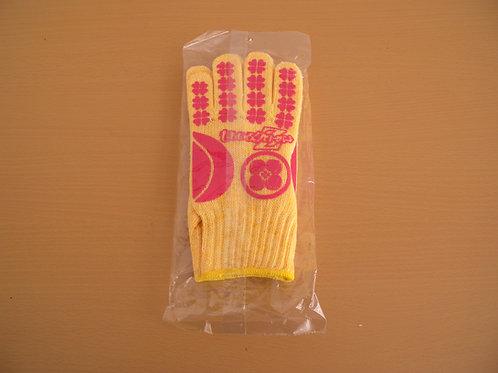 公式ももクロ手袋(送料含)黄
