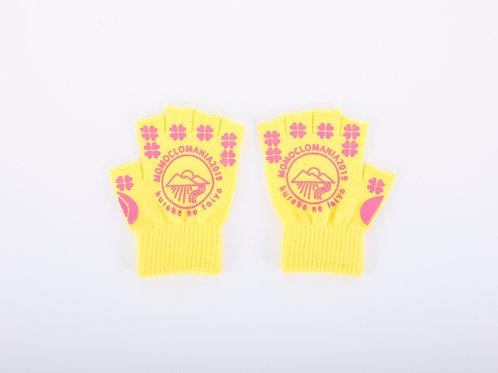 公式光るももキャッチ手袋(送料含)黄