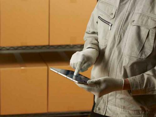 A0170 制電ラインパーム手袋 送料含
