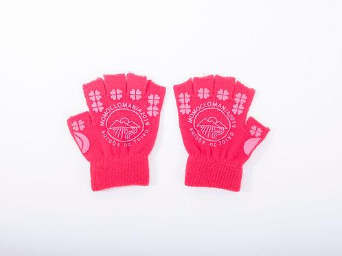 公式光るももキャッチ手袋(送料含)赤