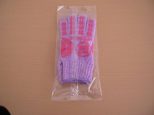 公式ももクロ手袋(送料含)紫