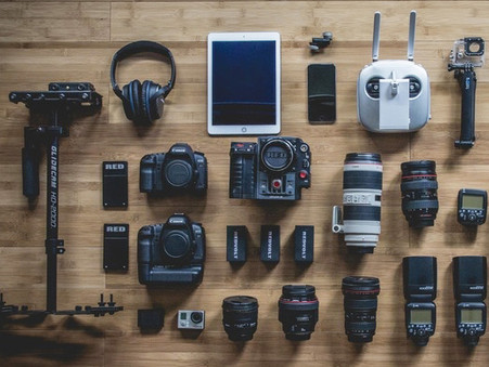 【Curso Fotografía Básica】Elige tu cámara de fotos adecuada.